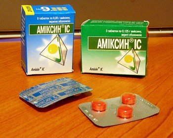 Амиксин ic инструкция цена