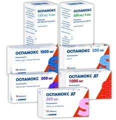 Оспамокс Инструкция По Применению Цена В Украине - фото 8